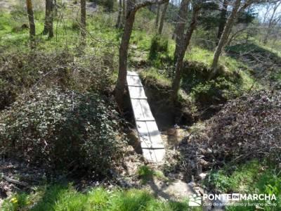 La pradera de la ermita de San Benito;mochilas de trekking;senderos club
